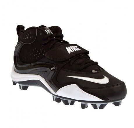 Nike Hombre implacable tiburón, negro / blanco, 9 M US zapatos el mas popular de zapatos US para hombres y mujeres 5edc58