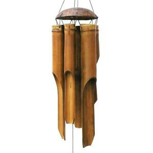 Bamboo-Wind-Chime-Home-Decor-Garden-Outdoor-Hanging-Bell-Gift-Ornament-B3G1