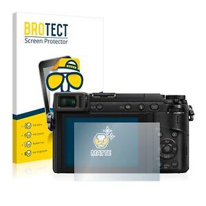 2x-BROTECT-Matte-Screen-Protector-for-Panasonic-Lumix-DMC-GX80-Protection-Film