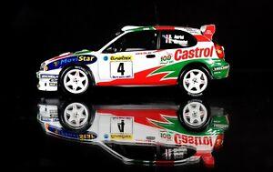 TOYOTA-COROLLA-WRC-4-MONTE-CARLO-1999-1-43-AURIOL-GIRAUDET-IXO-ALTAYA-CASTROL
