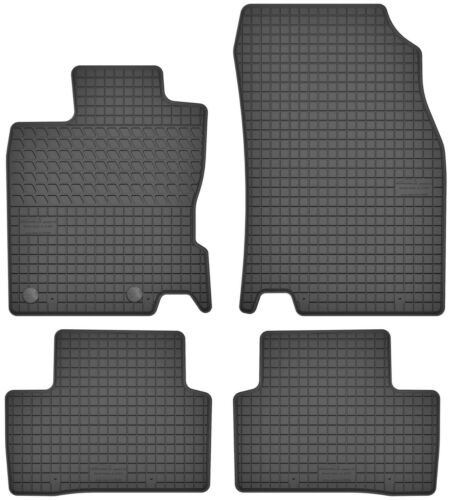 Passgenau Neu Gummimatten Gummi Fußmatten Satz Renault Kadjar ab 2015