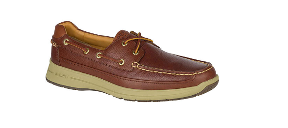 Men/'s Sperry Top-Sider Gold Cup Ultralite ASV Tan Casual Boat Shoe Size 10.5