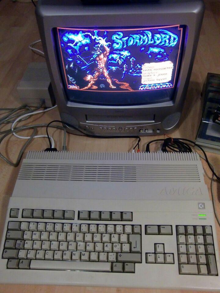 Commodore, andet, Perfekt