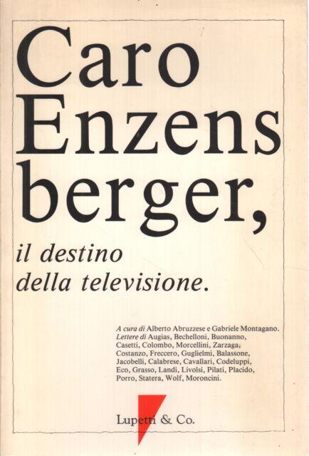 Caro Enzens berger - Alberto Abruzzese, Gabriele Montagano (Lupetti)