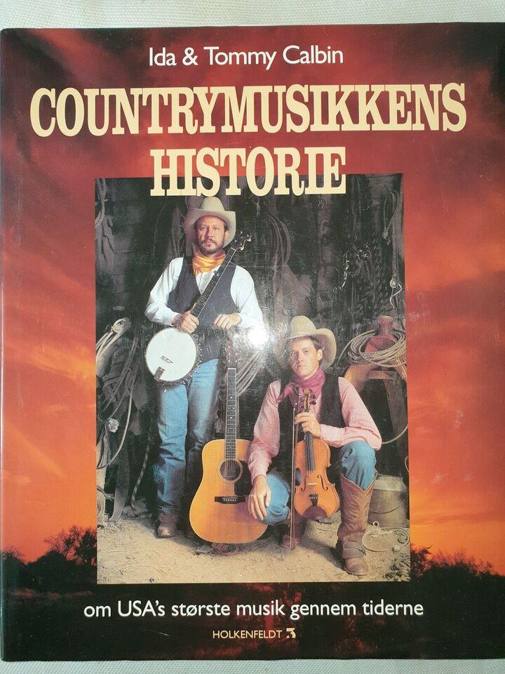 Countrymusikkens historie, Ida &Tommy Calbin, emne:
