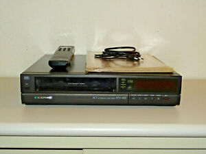 Blaupunkt RTV-650 VHS-Videorecorder, inkl. FB&BDA, 2 Jahre Garantie