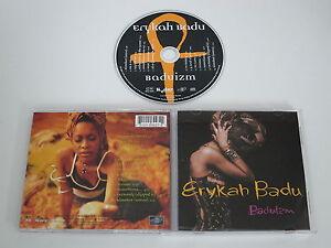 ERYKAH-BADU-BADUIZM-UNIVERSAL-KEDAR-ENTERTAINMENT-UND-53027-CD-ALBUM