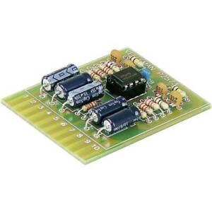 Préamplificateur (kit à monter) Whadda K2573 10 V/DC, 12 V/DC, 24 V/DC, 30 V/DC