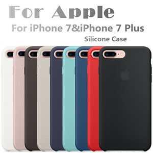Funda-trasera-SILICONE-para-iphone-7-8-y-7-8-plus-maxima-Calidad-silicona