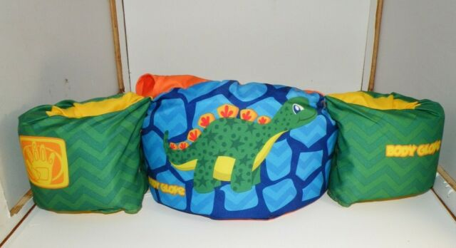 Body Glove Paddle Pals Learn To Swim Life Jacket Dinosaur ...