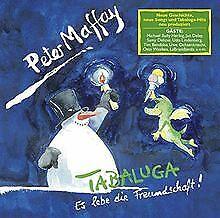 Tabaluga-Es-Lebe-Die-Freundschaft-von-Peter-Maffay-CD-Zustand-gut