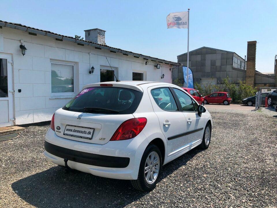 Peugeot 207 1,6 HDi 90 Diesel modelår 2009 km 189000
