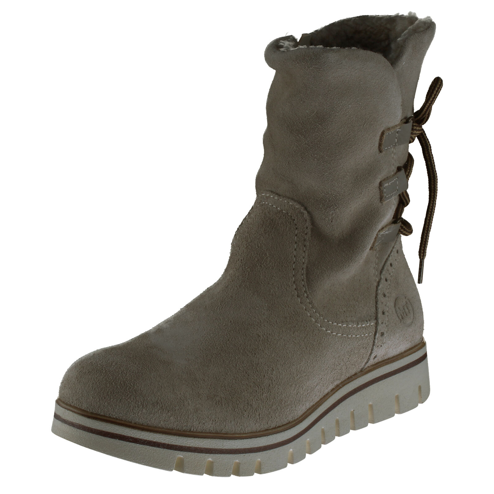 Marco Tozzi Stiefeletten - - - taupe 91a057