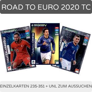 Panini-Road-to-UEFA-EURO-EM-2020-Adrenalyn-XL-Einzelkarten-235-351-UNL-aussuchen