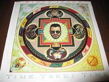 Ringo Starr Record SEALED Mexico Time Takes Time Beatles Original Rock Vinyl