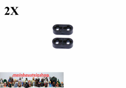 2X Lego® 41677 Technik Technic Liftarme Flach 1X2 Lever Schwarz Black NEU