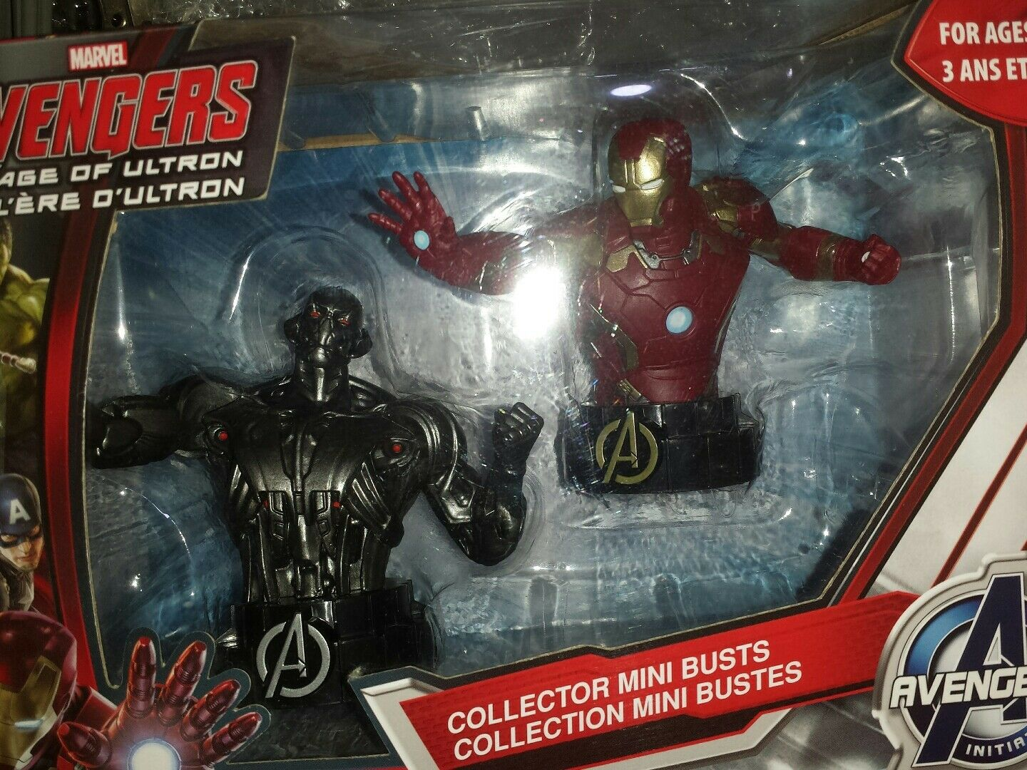 Marvel avengers alter ultron mini - bsten