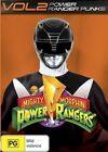 Mighty Morphin Power Rangers : Vol 2 (DVD, 2014)