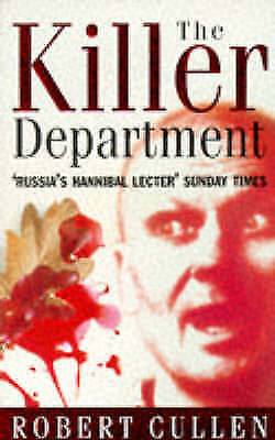 (Good)-Killer Department: The Eight-year Hunt for the Most Savage Serial Killer