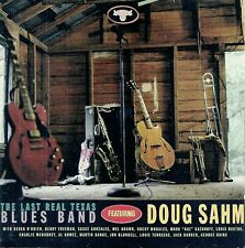 Doug Sahm, etc: The Last Real Texas Blues Band - CD (1994)