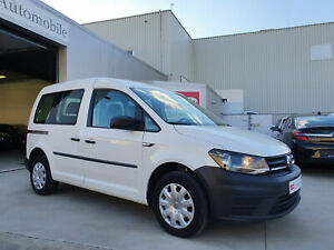 Volkswagen Caddy 2.0 CR TDi // AIRCO // 5 PLACES // 2017 !