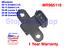 New Engine Crankshaft CRANK SHAFT Position Sensor for 04-12 Mitsubishi 2.4L