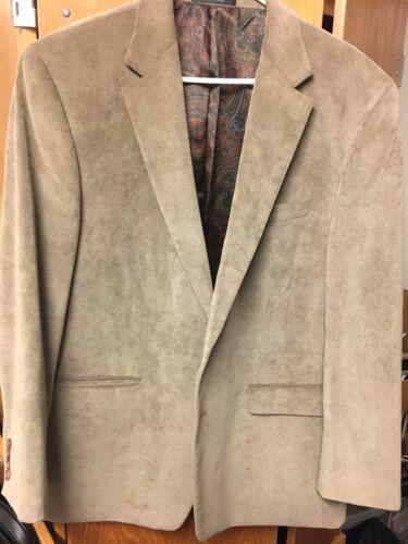Vintage Ralph Lauren Polo Men Sz 44R Corduroy Blaz