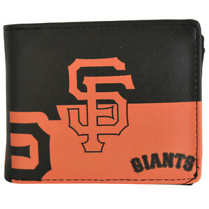 Image is loading New-Synthetic-Leather-Graphic-Logo-Bi-Fold-Wallet- 13a374c4e8c