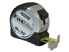 Stanley Tools - FatMax Xtreme Tape Measure 10m/33ft (Width 32mm) - 5-33-896
