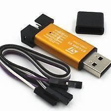 ST-Link stlink V2 for STM8S STM8L STM32 Cortex-M0 M3 SWIM JTAG SWD programmer