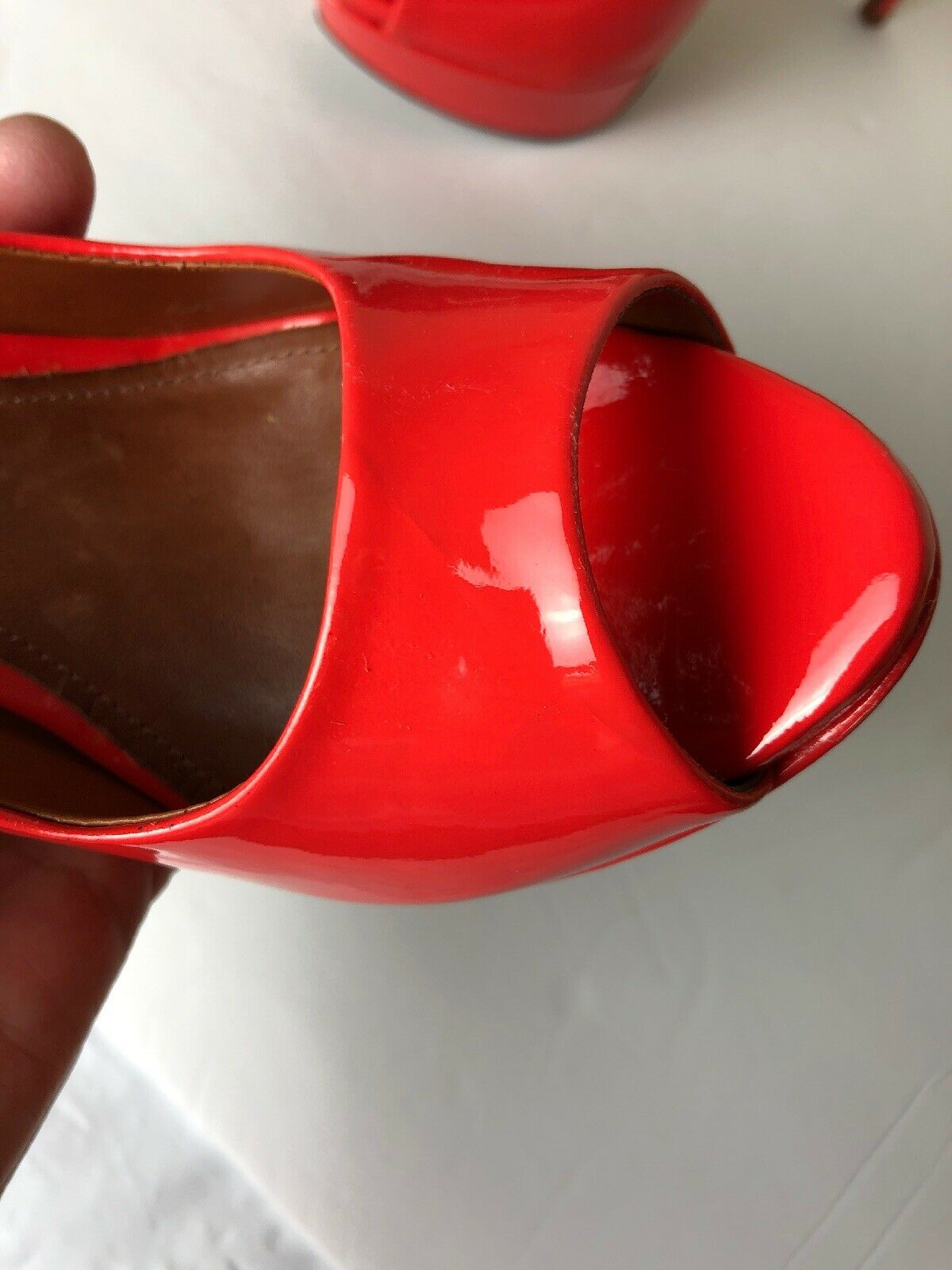 Schutz    Ingrid  Burnt orange Pumps shoes Heels Size 9 B Heels - GORGEOUS d2dcc1
