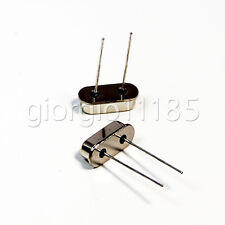 Us Stock 20pcs 5mhz 5000m Hz Hc 49s Crystal Oscillator Arduino Breadboard