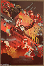 The World's End ~Variant~ Art Print Poster by Kevin Tong *SIGNED of 115* ~ Mondo