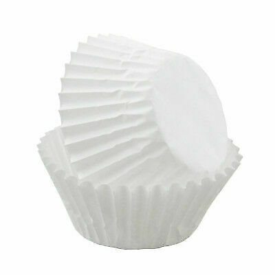Wilton Mini White Baking Cups Cupcake Liners 100 Count For Sale Online Ebay