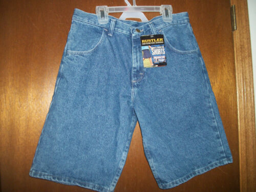 18R  sizes Blue Rustler relaxed Jean shorts tNWT 14R
