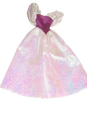 Doll dress ~ 1PCS Sweet Casual Clothes Wears Dress for Barbie #D-1905