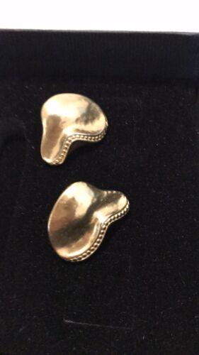 Vintage Crown Trifari earrings