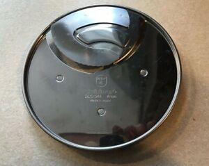 CUISINART FOOD PROCESSOR DLC-7  4mm SLICING DISC ORIGINAL DLC-044 NEW