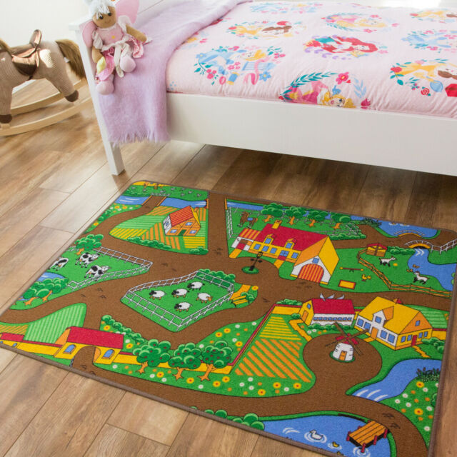 Boys S Kids Rugs For Playroom