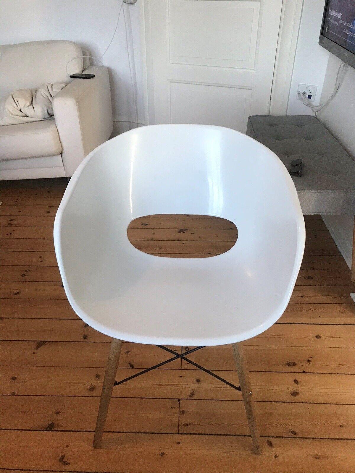 Spisebordsstol, Flet, H&M HOME – dba.dk – Køb og Salg af Nyt