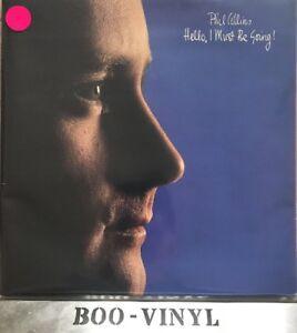 Phil-Collins-Hola-Debo-Irme-album-LP-vinyl-record-V2252-A1-B1-ex-con