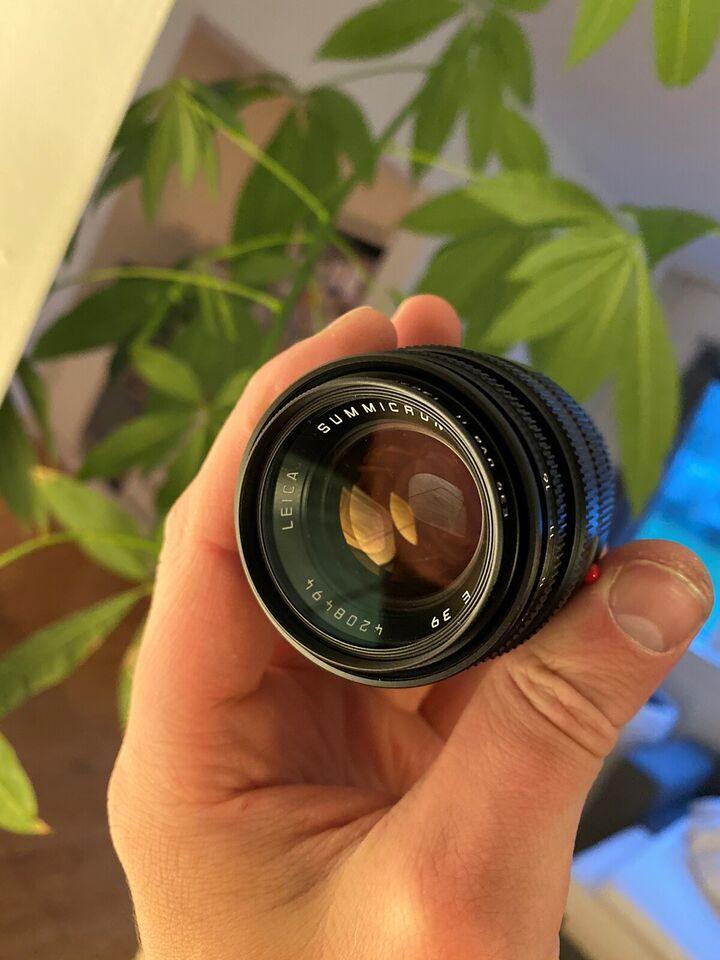 Prime, Leica, Summicron-M 50mm F2