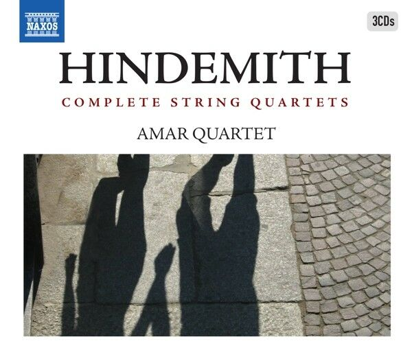 HINDEMITH:COMPLETE STRING QTS