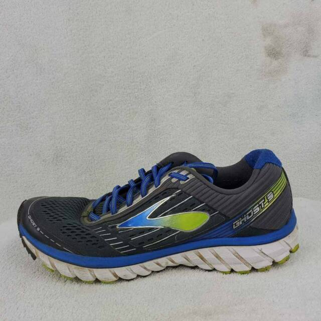 Brooks Ghost 9 Mens Running Shoes Size