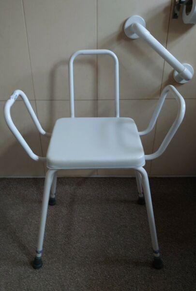 Bath Chair Shower Stool Safety Seat, Chair For Bathroom