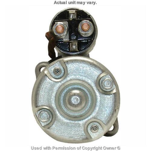 Starter Motor-Base GAS CARB Natural AUTOZONE//DURALAST-MPA 16257