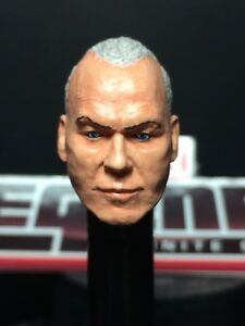 MARVEL LEGENDS PAINTED//FITTED 2017 MCU THE VULTURE MICHAEL KEATON 1:12 HEAD CAST