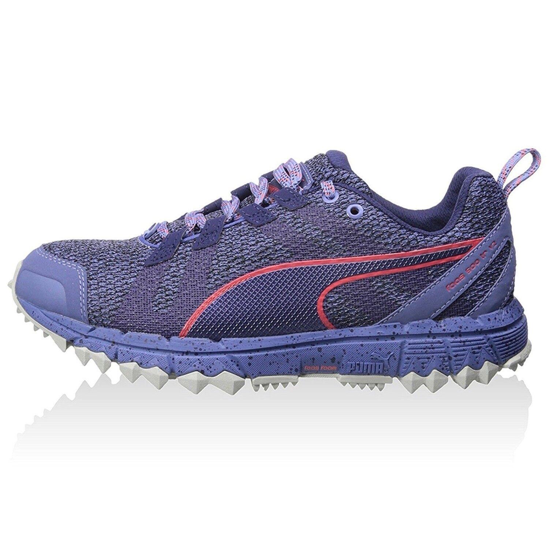 PUMA FAAS 500 TR V2 WN'S - Zapatillas de trail running para women, color morado