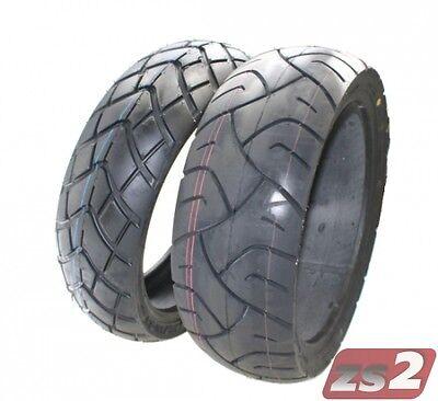 Roller Reifen Set vorne und hinten 130/60-13 140/60 13 TL für MBK Nitro