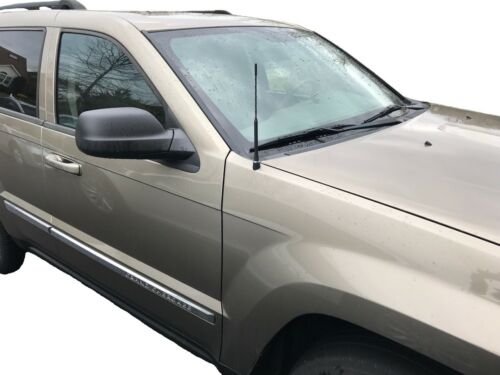ANTENNA MAST Black for Jeep Grand Cherokee 2005-2010 11 Inch NEW